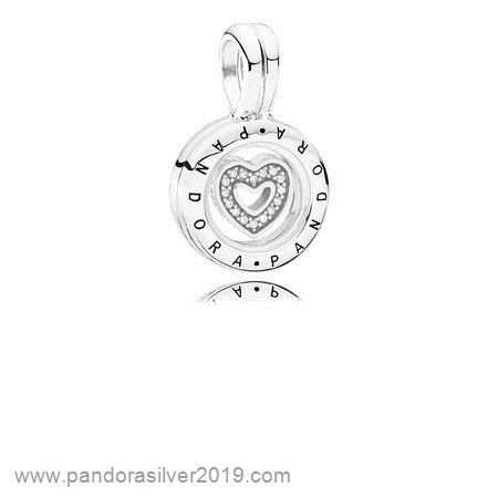 Pandora Store Specials Pandora Lockets Pandora Floating Locket Sapphire Crystal Glass Clear Cz