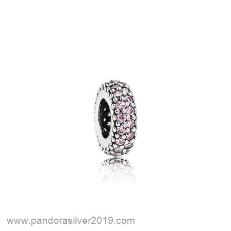 Pandora Store Specials Pandora Spacers Charms Inspiration Within Spacer Pink Cz